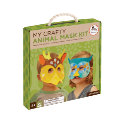 Masti cu animalutele din padure, kit Do-It-Yourself