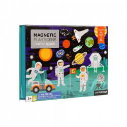 In spatiu, play set magnetic