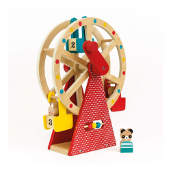 Roata mare, carnival play set